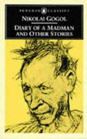 Buy Diary of a Madman by Nikolai Gogol online in india - Bookchor   9780140442731