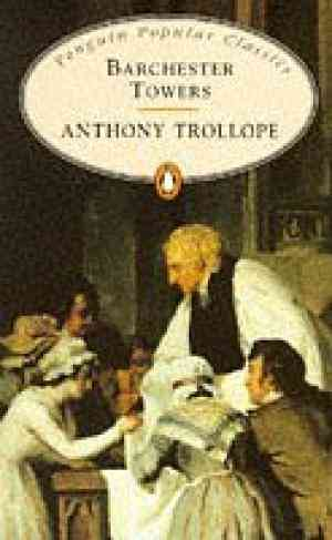 Buy Barchester Towers by Anthony Trollope online in india - Bookchor | 9780140620214