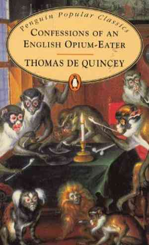 Buy Confessions of an English Opium eater by Thomas de Quincey online in india - Bookchor   9780140622577