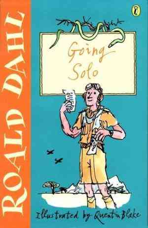 Buy Going Solo by Roald Dahl online in india - Bookchor | 9780141311425
