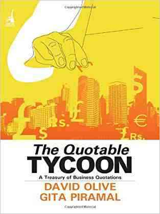 Buy The Quotable Tycoon by Noelle Stevenson online in india - Bookchor | 9780670082476
