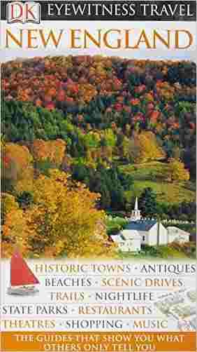 Buy DK Eyewitness Travel Guide: New England by Eleanor Berman online in india - Bookchor   9781405353267