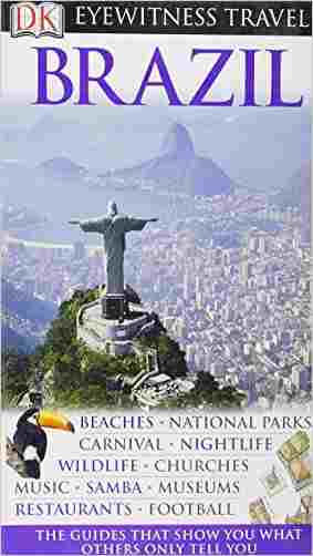 Buy Brazil by Alex Robinson online in india - Bookchor   9781405358132