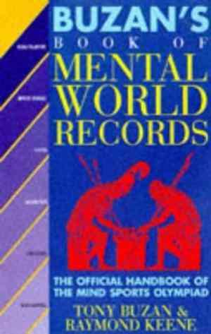 Buy Buzans Mental World Records by Tony Buzan online in india - Bookchor   9781874374060