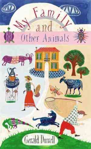 Buy My Family and Other Animals by Gerald Durrell online in india - Bookchor | 9780140013993