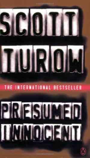 Buy Presumed Innocent by Scott Turow online in india - Bookchor   9780140103366