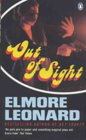 Buy Out of Sight by Elmore Leonard online in india - Bookchor   9780140250718