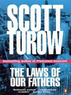 Buy The Laws of Our Fathers by Scott Turow online in india - Bookchor | 9780140261851