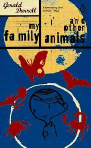 Buy My Family and Other Animals by Gerald Durrell online in india - Bookchor   9780140282597