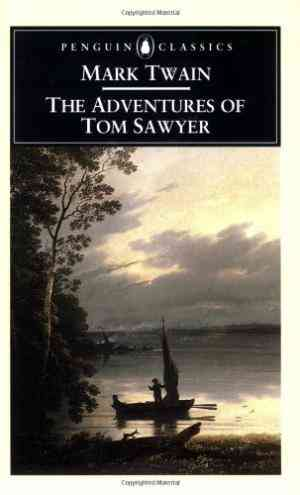Buy The Adventures of Tom Sawyer by Mark Twain online in india - Bookchor | 9780140390483