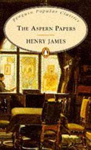 Buy The Aspern Papers by Henry James online in india - Bookchor   9780140620979