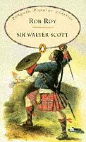 Buy Rob Roy by Sir Walter Scott online in india - Bookchor   9780140621761