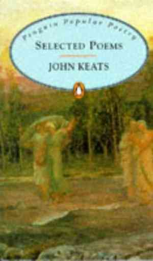 Buy Selected Poems by John Keats online in india - Bookchor   9780140622157