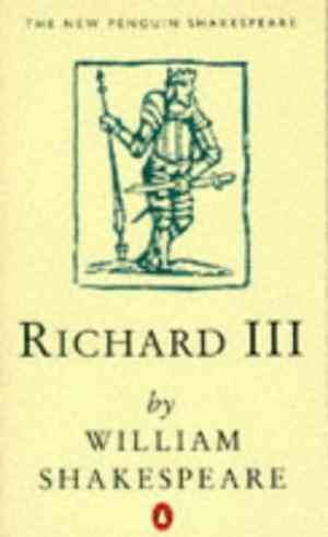Buy Richard III by William Shakespeare online in india - Bookchor   9780140707120