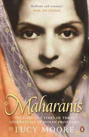Buy Maharanis by Lucy Moore online in india - Bookchor   9780141009728