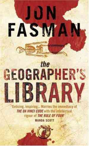 Buy The Geographers Library by Jon Fasman online in india - Bookchor | 9780141019840