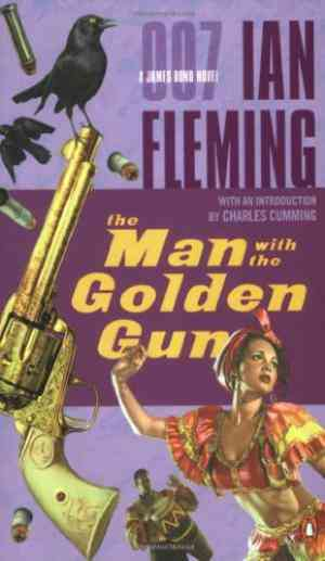 Buy The Man with the Golden Gun by Ian Fleming online in india - Bookchor   9780141028231