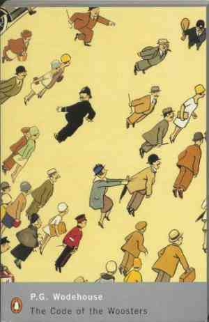 Buy The Code of the Woosters by P. G. Wodehouse online in india - Bookchor   9780141185972