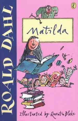 Buy Matilda by Roald Dahl online in india - Bookchor   9780141311364