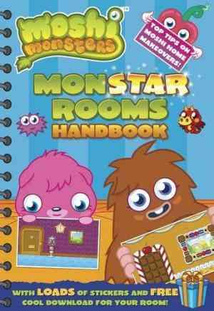 Buy Moshi Monsters MonSTAR Rooms Handbook by Sunbird online in india - Bookchor | 9781409390435