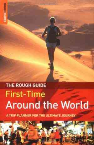 Buy The Rough Guide First time Around the World by Doug Lansky online in india - Bookchor   9781843536611