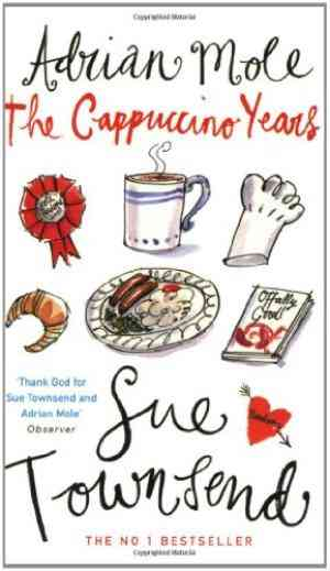 Buy Adrian Mole: The Cappuccino Years by Sue Townsend online in india - Bookchor | 9780140279405
