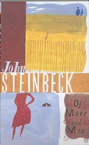 Buy Of Mice and Men by John Steinbeck online in india - Bookchor | 9780140292916