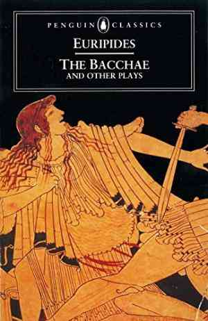 Buy The Bacchae and Other Plays by Philip Vellacott online in india - Bookchor | 9780140440447