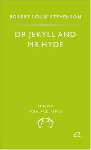 Buy Dr Jekyll and MR Hyde by Robert Louis Stevenson online in india - Bookchor | 9780140620511