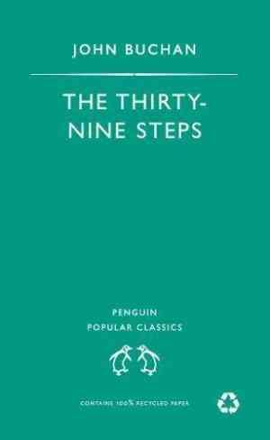 Buy Thirty Nine Steps by John Buchan online in india - Bookchor   9780140621099