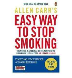 Buy Allen Carrs Easy Way to Stop Smoking by Allen Carr online in india - Bookchor   9780141039404