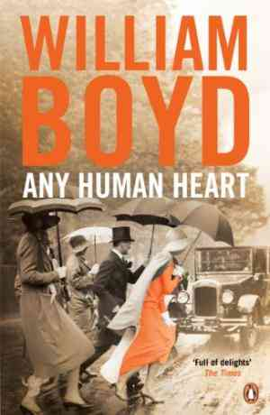 Buy Any Human Heart by William Boyd online in india - Bookchor | 9780141044170