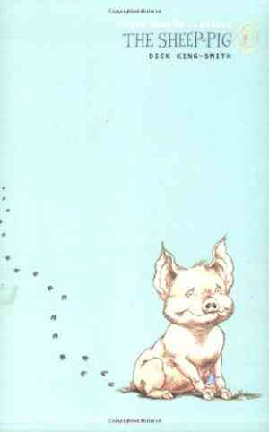 Buy The Sheep Pig by Smith Dick King online in india - Bookchor   9780141302805