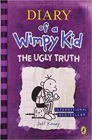 Buy Diary of a Wimpy Kid : The Ugly Truth by Jeff Kinney online in india - Bookchor | 9780141327662