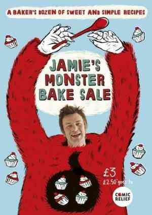 Buy Jamies Monster Bake Sale by Jamie Oliver online in india - Bookchor   9780241954256