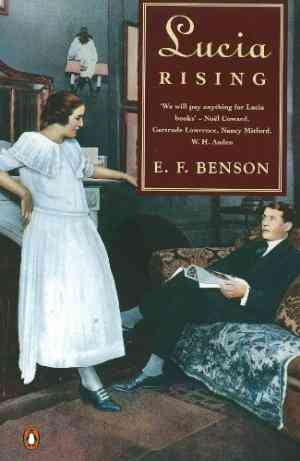 Buy Lucia Rising by E F Benson online in india - Bookchor   9780140119626
