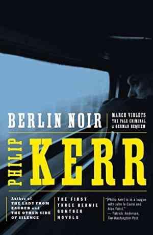 Buy Berlin Noir by Philip Kerr online in india - Bookchor | 9780140231700