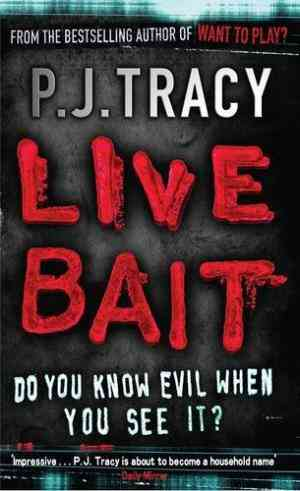 Buy Live Bait by P J Tracy , PJ Tracy online in india - Bookchor   9780141011332