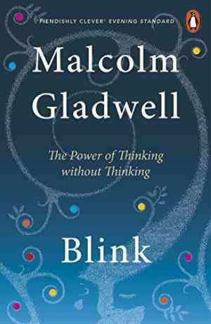 Buy Blink by Malcolm Gladwell online in india - Bookchor   9780141014593