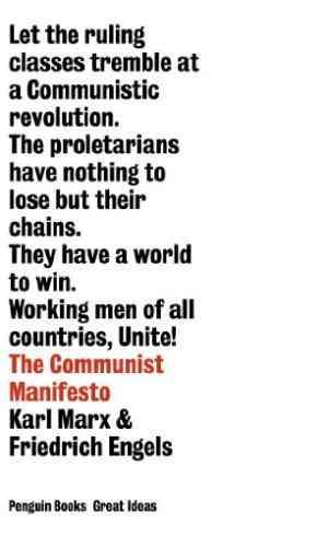 Buy Communist Manifesto by Friedrich Engels online in india - Bookchor   9780141018935