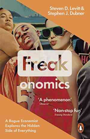 Buy Freakonomics by Steven D. Levitt online in india - Bookchor | 9780141019017