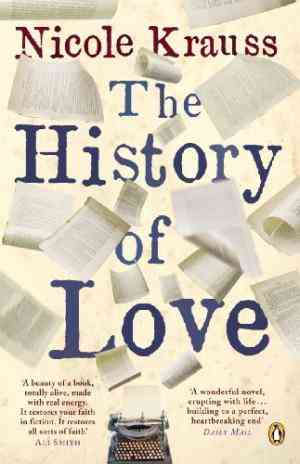 Buy History of Love by Nicole Krauss online in india - Bookchor | 9780141019970