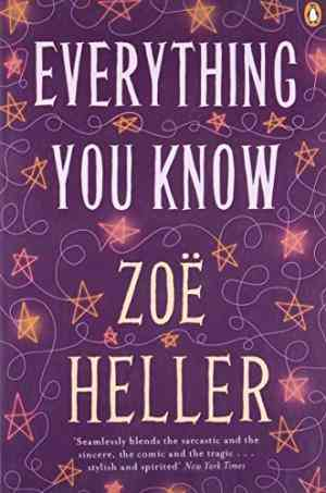 Buy Everything You Know by Zoe Heller online in india - Bookchor   9780141039992