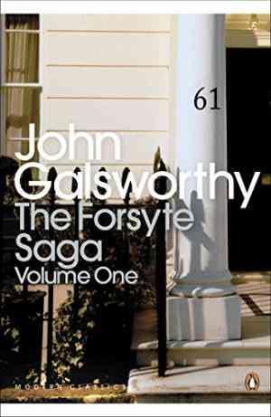 Buy Forsyte Saga by John Galsworthy online in india - Bookchor   9780141184180