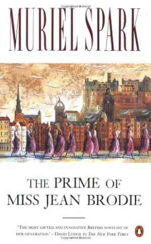 Buy The Prime of Miss Jean Brodie by Muriel Spark online in india - Bookchor   9780140022353