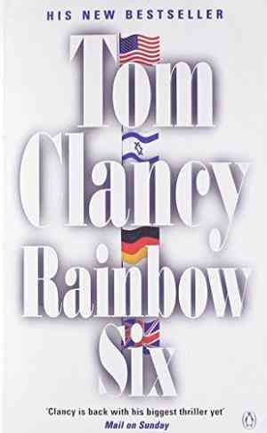 Buy Rainbow Six by Tom Clancy online in india - Bookchor | 9780140274059
