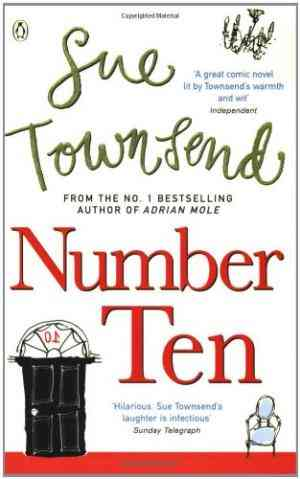 Buy Number Ten by Sue Townsend online in india - Bookchor   9780140279412