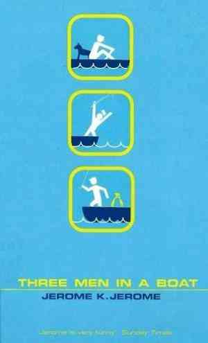 Buy Three Men in a Boat by Jerome K Jerome online in india - Bookchor   9780140282603