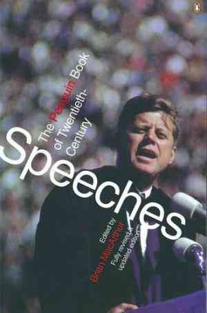 Buy The Penguin Book of Twentieth Century Speeches by Brian MacArthur , Brian EDT MacArthur online in india - Bookchor   9780140285000