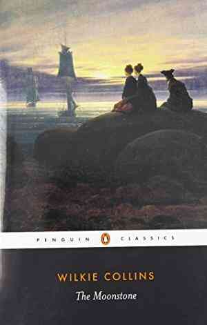 Buy The Moonstone by Wilkie Collins , Sandra Kemp Introduction , Sandra EDT Kemp , Wilkie Collins online in india - Bookchor | 9780140434088